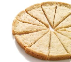 Shortbread Wedges