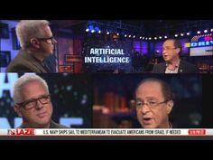 "▶ Futurist Ray Kurzweil w/ Glenn Beck, talk Technology & his book ""How to Create a Mind"" Human Thought - YouTube"