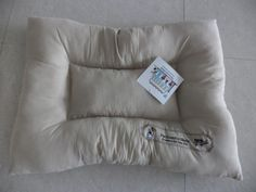 Pet Comfort Beds Padded Insert Comfort Mat Small 24x18 Calm Beige ** Amazing product just a click away  : Pet dog bedding