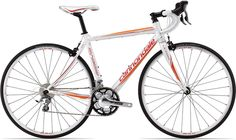 List of recommend road bikes for women