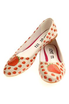 Elite Goby - Scripted Butterflies Printed Flats in Beige  Multicolor