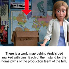 Toy Story 3 fun facts! More to come!