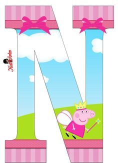 Invitacion Peppa Pig, Cumple Peppa Pig, Papa Pig, Pig Birthday Cakes, Birthday Diy, Pig Character, Pig Party, Birthday Pictures, Embroidery