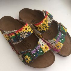 Hippie Birks by wanderlyly on Etsy