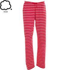 CLASSIC STRIPE ECO LOUNGE PANTS | polarn o. pyret // pj pants