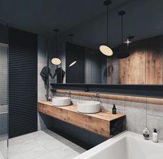 3 Bliss Tips AND Tricks: Minimalist Bedroom Men Bachelor Pads minimalist home interior mezzanine.Minimalist Home Interior Mezzanine minimalist bedroom men bachelor pads.Minimalist Home Tour Interiors. Bad Inspiration, Interior Design Inspiration, Bathroom Inspiration, Design Ideas, Interior Ideas, Bathroom Toilets, Bathroom Renos, Cozy Bathroom, Nature Bathroom