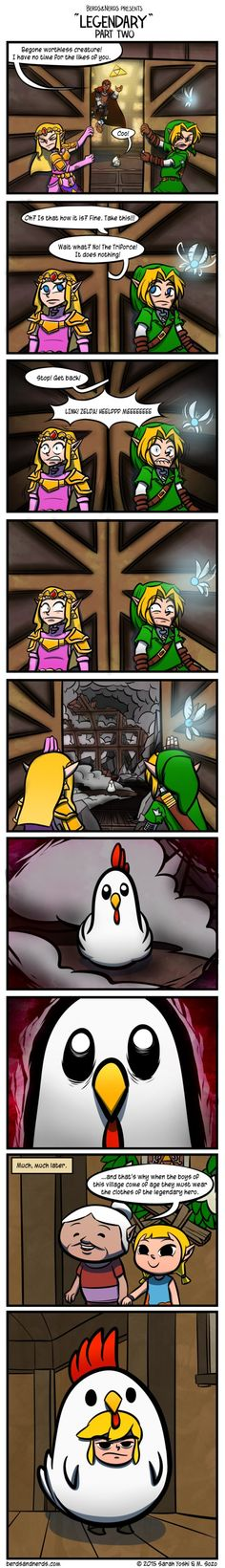 By Berds and Nerds comic part 2