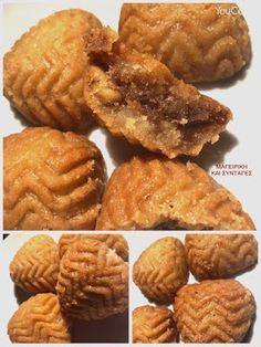 Φοινίκια της γιαγιάς μου !!! ~ ΜΑΓΕΙΡΙΚΗ ΚΑΙ ΣΥΝΤΑΓΕΣ 2 Greek Recipes, Cookies, Desserts, Food, Crack Crackers, Tailgate Desserts, Deserts, Biscuits, Essen