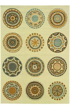 Oriental Weavers BALI 3162U