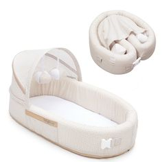 Lulyboo Portable Baby Bassinet To-Go Infant Co-Sleeper - Natural - Baby Bed , Lulyboo Portable Baby Bassinet To-Go Infant Co-Sleeper - Natural Lulyboo Portable Baby Bassinet To-Go Infant Co-Sleeper - Natural BABY. Baby Bassinet, Baby Cribs, Bassinet Ideas, Baby Bouncer, Baby Travel Bed, Portable Baby Bed, Diaper Changing Station, Baby Development, Traveling With Baby