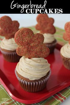 Sponsored Link *Get more RECIPES from Raining Hot Coupons here* *Pin it* by clicking the PIN button on the image above! Repin It Here If you're looking for a unique, yet tasty cupcake recipe, you've come to the right place! This Gingerbread cupcake recipe is sweet and full of flavor. I like topping mine with …