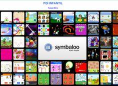 Symbaloo PDI INFANTIL Apps, Online Games, Teaching, Education, Blog, Tic Tac, Montessori, Mall, Classroom