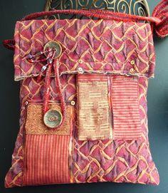 Aventures Textiles: Pochette