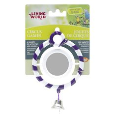 Living World 80932 Circus Mirror Toy, Blue *** More info could be found at the image url. (This is an affiliate link and I receive a commission for the sales)