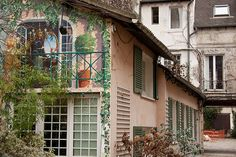 Paris - Faubourg Saint Antoine