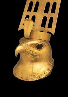 ♔ Treasures of King Tutankhamun (detail)
