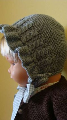 Diy Crafts - DIY & crafts projects, contents and more - Diy Crafts Muecosdeganchillo Diy Crafts 770537817481667792 P Knitted Hats Kids, Baby Hats Knitting, Sweater Knitting Patterns, Knitting For Kids, Booties Crochet, Baby Booties, Knit Crochet, Crochet Hats, Diy Crafts Knitting