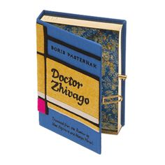 Olympia Le Tan Dr. Zhivago Book Clutch