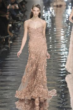 Elie Saab at Couture Spring 2010