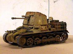 Panzerjäger 1 von S. Häni (1:35 Italeri)