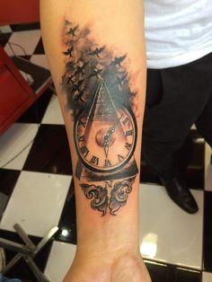 Tatto Reloj❤️