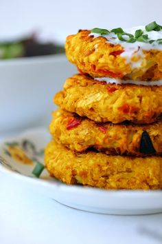Cauliflower Chickpea Patties