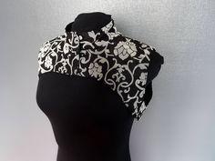 Taffetas and silk Shrug M size de la boutique yinco sur Etsy