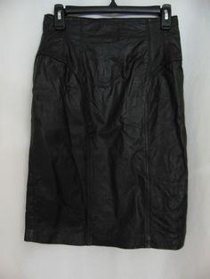 nine to nine black skirt size 65 #9to9 #ALine