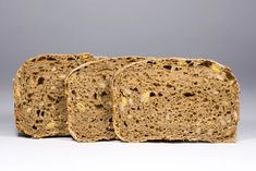 Ψωμί χαμηλού γλυκαιμικού δείκτη - Low GI | Αρχική | Κουνταξής | Πρώτες ύλες ζαχαροπλαστικής αρτοποιίας | Σέρρες Banana Bread, Desserts, Food, Tailgate Desserts, Deserts, Essen, Postres, Meals, Dessert