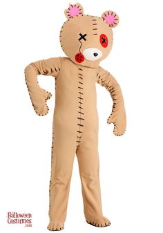 Panda Costumes, Bear Costume, Boy Costumes, Broken Doll Costume, Freddy Costume, Porcelain Doll Costume, Scary Halloween Costumes, Halloween Decorations