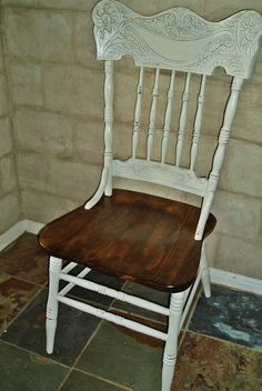 1000 Images About Pressed Back Chairs On Pinterest
