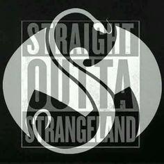Strange Music, Company Logo
