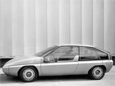 Mazda MX-81 Aria Concept (1981)