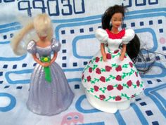 Vintage Barbie Doll McDonalds Collectible Toys by Sinsperations, $4.00