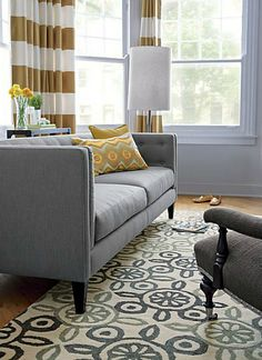 Crate-and-Barrel-Tristan-Rug by Jace Interiors, via Flickr