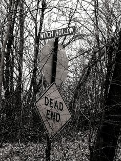 Witch Hollow ~ Dead End