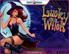 Lucky Witch free #slot_machine #game presented by www.Slotozilla.com - World's biggest source of #free_slots where you can play slots for fun, free of charge, instantly online (no download or registration required) . So, spin some reels at Slotozilla! Lucky Witch slots direct link: http://www.slotozilla.com/free-slots/lucky-witch