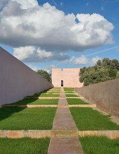 John Pawson's Villa Santanyi in Santanyi, Mallorca
