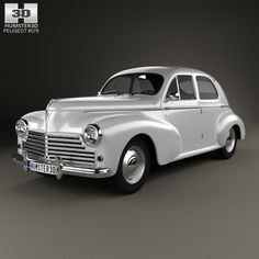 Peugeot 203 Fully editable and reusable model of a car. You are in the right place about classic cars Here we offer you the most beautiful pictures about the chevy classic cars you are looking for. When you examine the Peugeot Auto Peugeot, Peugeot 403, Classic Cars British, Chevy Classic, Films Western, Models Men, Volkswagen Golf Mk1, Automobile, Mini Car