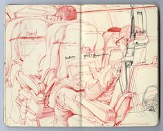 "James Jean /  Mole D. Mixed Media on Paper, 10 x 9"", 2009-2010"