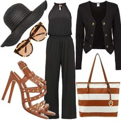 Cognac #fashion #mode #look #outfit #style #stylaholic #sexy #dress