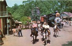 Loved the burro rides at Knotts