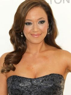 Leah Remini...watching King of Queens-how i came up w/my daughter's name.