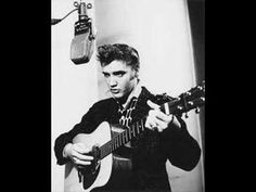 Elvis....You Were Always on my Mind.  Love this song and esp. by Elvis.