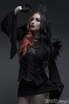 Ash Costello - In Darkness - Signed limited edition 8x12