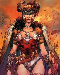 Diana a Amazona _ Wonder Woman