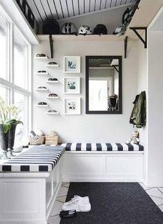 minimalistic nook