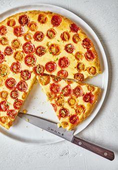 Recipe: Upside-Down Tomato Corn Cake  Recipes from The Kitchn