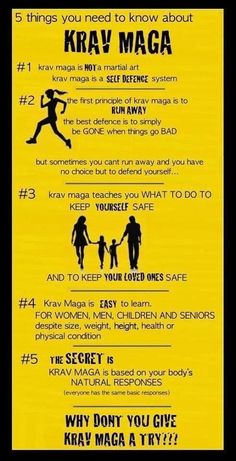 If you are interested in Krav Maga but not sure whether to get a professional training in it, these answers to Frequently Asked Questions about this self defense system would help you make up your mind. Krav Maga as a clos Krav Maga Martial Arts, Self Defense Martial Arts, Krav Maga Kids, Learn Krav Maga, Self Defense Moves, Krav Maga Self Defense, Krav Maga Techniques, Self Defense Techniques, Karate