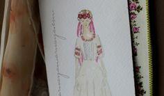 Ukrainian Wedding Dress...coming soon!